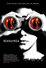 Disturbia poster